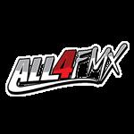 all 4 FMX logo