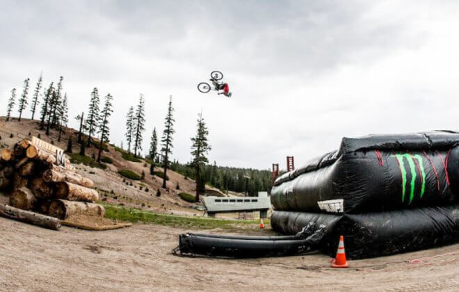 bagjump bike airbag monster energy rider cam zink