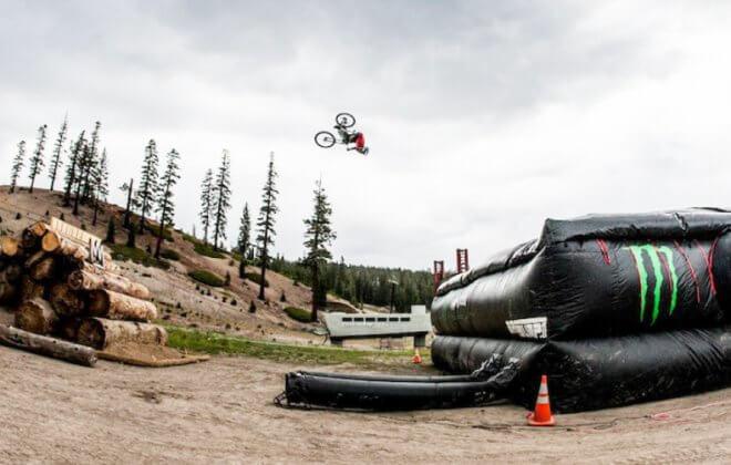 bagjump bike airbag monster energy rider cam zink