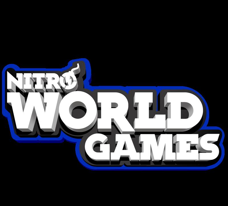 Nitro Circus World Games Logo