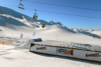 Knoppers airbag_ hoch ybrig switzerland_ski snowboard_foampit airbag standalone_1