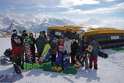 Zillertalarena_allround airbag_ski snowboard_skiresort_1